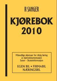 Kjørebok 2010 - Otto Risanger | Inprintwriters.org