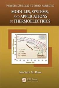 Modules, Systems, and Applications in Thermoelectrics