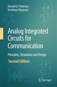 Analog Integrated Circuits for Communication