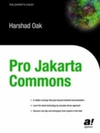 Pro Jakarta Commons: The Expert's Voice in Java