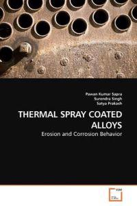 Thermal Spray Coated Alloys