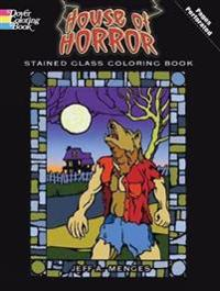 House of Horror Stained Glass