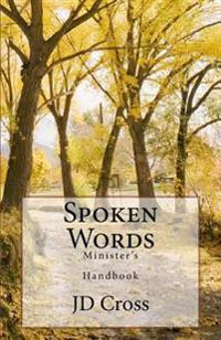 Spoken Words: Minister's Handbook
