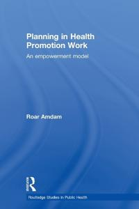 Planning in Health Promotion Work