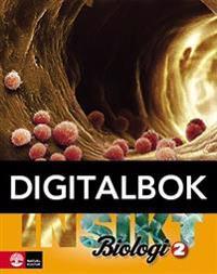 Insikt Biologi 2 Lärobok Digital
