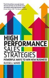 High Peformance Sales Strategies