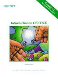 Introduction to OSF DCE