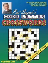 Pat Sajak's Code Letter Crosswords