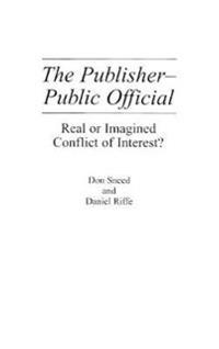 The Publisher-Public Official