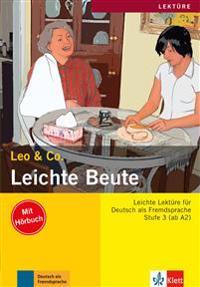 Leichte Beute (Stufe 3) - Buch mit Audio-CD