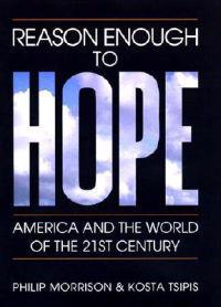 Reason Enough to Hope