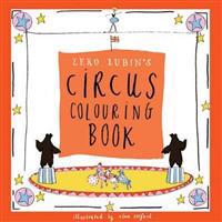 Zero Lubin's Circus Colouring Book