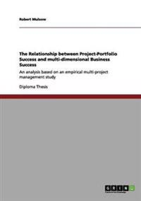 The Relationship Between Project-Portfolio Success and Multi-Dimensional Business Success