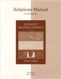 Solution Manual to Advanced Microeconomics