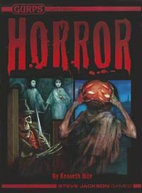 Gurps Horror 4/E