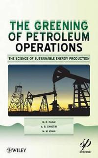 The Greening of Petroleum Operations
