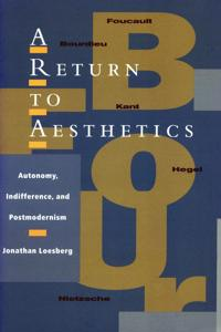 A Return To Aesthetics