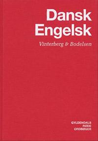 Danish-English Large Dictionary