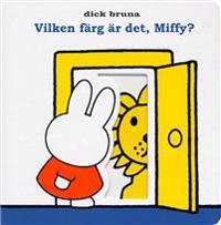 Vilken färg är det, Miffy?