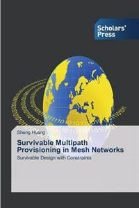 Survivable Multipath Provisioning in Mesh Networks