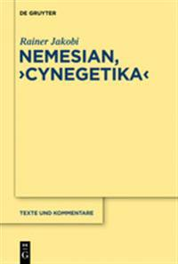 "Nemesianus, ""cynegetica"