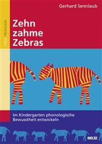 Zehn zahme Zebras