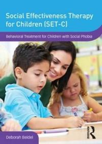 Social Effectiveness Therapy for Children Set-c