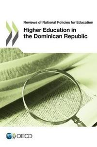 Higher Education in the Dominican Republic 2012
