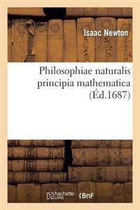 Philosophiae Naturalis Principia Mathematica (Ed.1687)