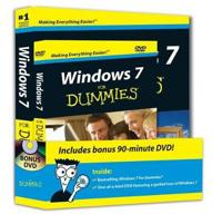 Windows 7 for Dummies [With DVD]