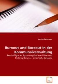 Burnout und Boreout in der Kommunalverwaltung