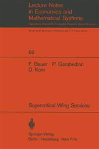 A Theory of Supercritical Wing Sections, with Computer Programs and Examples