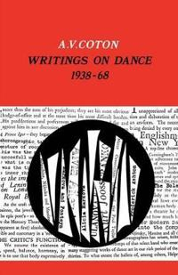 Writings on Dance 1938-1968