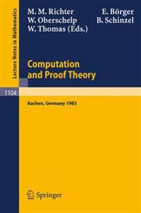 Proceedings of the Logic Colloquium. Held in Aachen, July 18-23, 1983