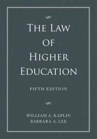 The Law of Higher Education, 2 Volume Set