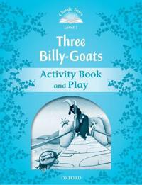 Classic Tales Second Edition: Level 1: The Three Billy Goats Gruff Activity BookPlay