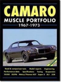 Camaro Muscle Portfolio, 1967-1973