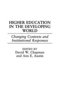 Higher Education in the Developing World