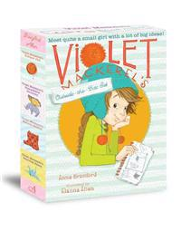 Violet Mackerel's Outside-The-Box Set: Violet Mackerel's Brilliant Plot, Violet Mackerel's Remarkable Recovery, Violet Mackerel's Natural Habitat, Vio