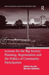 Lessons for the Big Society