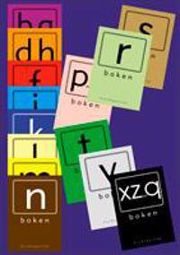 Bokstavsböckerna konsonanthäften