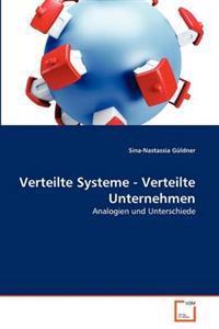 Verteilte Systeme - Verteilte Unternehmen