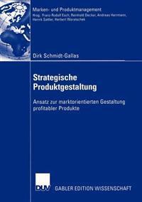 Strategische Produktgestaltung