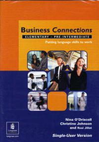 Business Connections Singe User CD-ROM