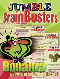 Jumble(r) Brainbusters Bonanza