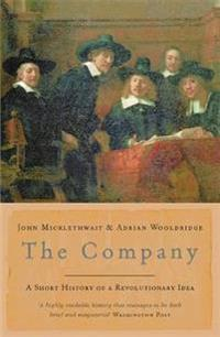 Company - a short history of a revolutionary idea