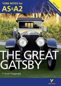 Great Gatsby: York Notes for ASA2
