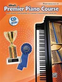 Premier Piano Course Performance, Bk 4: Book & CD