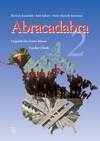 Abracadabra 2-Teacher´s book
