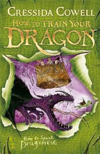 How to speak dragonese - book 3